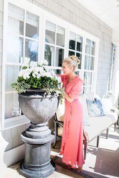7 Blindsiding Cool Tips: Artificial Flowers Wreath artificial plants outdoor beautiful.Artificial Flowers For Kids. Outdoor Pots, Outdoor Flowers, Outdoor Living, Faux Outdoor Plants, Outdoor Spaces, Outdoor Fun, Outdoor Decor, Fake Plants, Artificial Plants