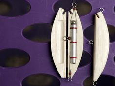 Homemade Fishing Lure Blog: How to make a balsa fishing lure; looking ahead