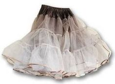 How to Make a Crinoline Slightly helpful--how to but no yardage lengths given. If you have never made a crinoline before purchase a pattern and follow the step by step directions.