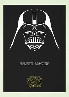 Kickers - Starwars Collection - Darth Vader - Une collaboration inédite issue de…