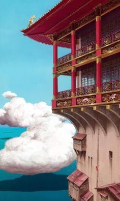 Studio Ghibli • Spirited Away