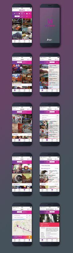Diseñar una herramienta digital, para dispositivos móviles, enfocada a la promoción turística del estado de Nuevo León, que incluye la clasificación de datos, tanto de los diferentes perfiles de visitantes como de los atractivos del estado, con el f…