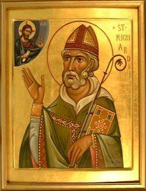 St. Richard of Wyche -Feastday: April 3  Patron of Coachmen; Diocese of Chichester; Sussex, England  1197 - 1253