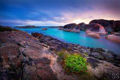 Elephant Rocks Denmark WA