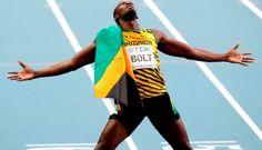 Usain Bolt se convierte en futbolista