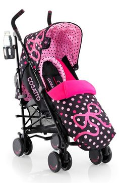 Cosatto 'Supa - Bow How' Pushchair Stroller available at #Nordstrom