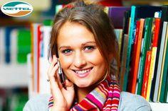 Tổng hợp các gói cước ưu đãi cho sim sinh viên Viettel giúp các bạn có thể tiết kiệm được nhiều chi phí cho việc gọi thoại, nhắn tin, hay sử dụng 3G truy cập Internet