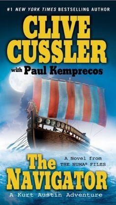 The Navigator (The Numa Files) by Clive Cussler, http://www.amazon.com/dp/0425222365/ref=cm_sw_r_pi_dp_dW25qb1TXYMYR