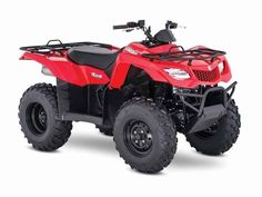 New 2017 Suzuki KingQuad 400ASi ATVs For Sale in Washington. 2017 SUZUKI KINGQUAD 400ASIIn 1983, Suzuki introduced the world's first 4-wheel ATV. Today, Suzuki ATVs are everywhere. From the most remote areas to the most everyday tasks, you'll find the KingQuad powering a rider onward. Across the board, our KingQuad lineup is a dominating group of ATVs.Whether you're working hard or getting away from it all, the 2017 Suzuki KingQuad 400ASi helps you every step of the way. The fully automatic…