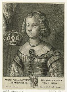 Gouache, Austria, Infanta Margarita, Spanish Netherlands, Pirate Coins, Spanish Royalty, Holy Roman Empire, Baroque Fashion, Portraits