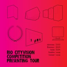 Rio cityvision competition Presentation Tour