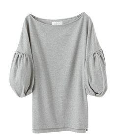 【ZOZOTOWN|送料無料】The Virgnia(ザ ヴァージニア)のTシャツ/カットソー「ドロップショルダーパフスリーブプルオーバー」(8066307)を購入できます。