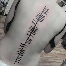 "See 1 photo and 2 tips from 18 visitors to Reinkarnated Tattoo. Did 2 tattoos with her"" Ogham Tattoo, Ogham Alphabet, Piercing Tattoo, Piercings, Tattoo Quotes, Tattoos, Trash Polka, Google Search, Ms"