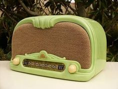 so in love with Old Radio