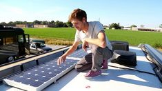 What Can Solar Power Do For an RV? Check out our setup!