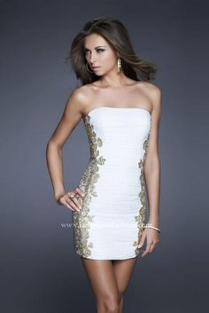 La Femme 16503 at Prom Dress Shop