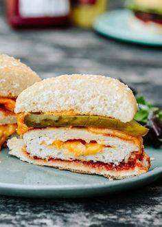 Recipe: Juicy Lucy Turkey Burgers