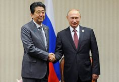 Putin heads to Japan for hot spring meet on disputed islands