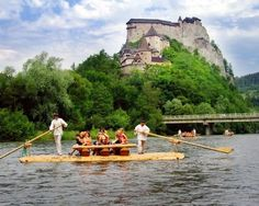 """See 180 photos and 15 tips from 1093 visitors to Oravský hrad. """"Great tour on beautifull castle. Must see! Big Country, Bratislava, My Heritage, Eastern Europe, Rafting, Homeland, Places To See, The Good Place, Tours"""