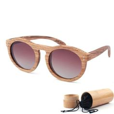 Hand Made Polarised Timber Look SIN Sunglasses NEW 2020 Styles RISKY BUSINESS
