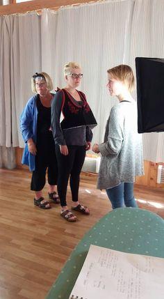 Immateriell kulturarv Montering av Vest-Telemarkbunad til kvinne Norway, Vest