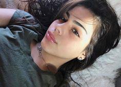 (brxkensavvi) - #girl #tumblr #cute Instagram And Snapchat, Instagram Girls, Photo Instagram, Cute Makeup, Makeup Looks, Hair Makeup, Beautiful Lips, Beautiful Person, Cute Selfie Ideas