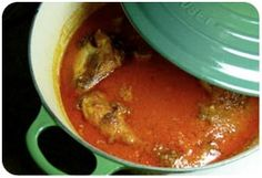 Nigerian Chicken Stew Recipie