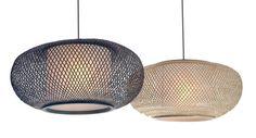 Pendant lamp / contemporary / wooden TWIGGY : AL AY ILLUMINATE