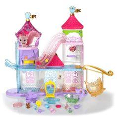 Disney Princess Palace Pets Castle Playset