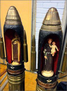 Trench Art WW1 by shipscompass,