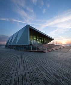 Galeria - Centro Cultural Southend Pier / White Arkitekter + Sprunt - 2