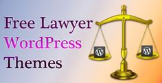 Here, we bring you an exquisite selection of free Lawyer WordPress themes that might help you to set up a website that does all the talking and branding about your legal business.