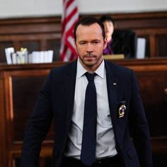 Donnie Wahlberg via Blue Bloods Facebook