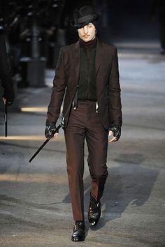 Victorian Fashion Men Characteristics