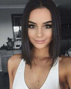 New Trend Blunt Bob Haircut Pictures | Bob Hairstyles 2017 - Short Hairstyles for Women