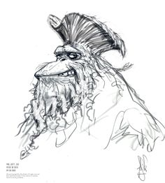 peter de seve   Sketchy Past, The Art of Peter de Sève