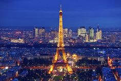 The man behind the City of Light's most iconic attraction was born on this day back in 1832.