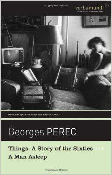 Things & A Man Asleep, Georges Perec, that summer