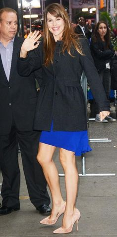 Jennifer Garner's Best Street Style Looks - October 2, 2014 from #InStyle