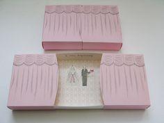 Wedding Box Card, Third Drawer Down