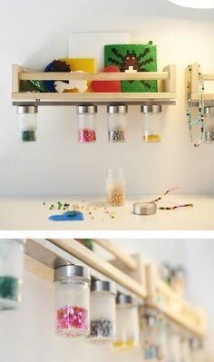 IKEA İyi Fikirler - GRUNDTAL mıknatıslı bıçaklığın 6 farklı  kullanımı