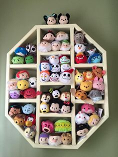 Tsum Tsum storage idea