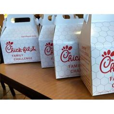 Chick-fil-A, an American fast-food restaurant, are encouraging their customers to lock up their mobiles while they're eating.