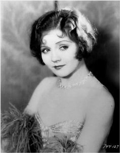 Nancy Carroll.