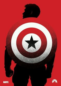 An alternative movie poster for the film Captain America: The Winter Soldier, created by Robert Lockley, featured on AMP Marvel Comics, Marvel Heroes, Marvel Avengers, Marvel Universe, Chris Evans, Marvel Captain America, Fan Art, Alternative Movie Posters, Comic Book Characters