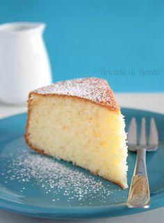 torta latte caldo