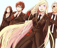 Noragami - Bishamon team