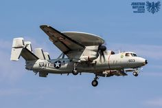US Navy Grumman E-2C Hawkeye '603'