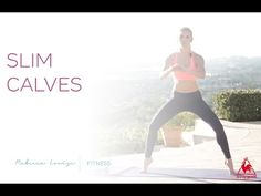 How to Get Slim Calves | Rebecca Louise - YouTube