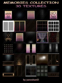 TEXTURES IMVU FOR SALE: MEMORIES COLLECTION 30 TEXTURES FOR IMVU ROOMS Imvu, 30th, Shelving, Rooms, Memories, Texture, Collection, Home Decor, Shelves